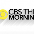 CBS THIS MORING Presents Historic Broadcast Live from The White House Today