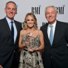 BMI Honors Carrie Underwood at 69th Annual NAB Dinner in Las Vegas