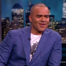 VIDEO: HAMILTON's Christopher Jackson Talks Beyonce's 'Lemonade' Controversy on NIGHTLY SHOW