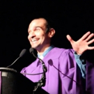 STAGE TUBE: HAMILTON's Javier Munoz Speaks for NYU's 2016 Presidential Welcome