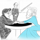 BWW Exclusive: Ken Fallin Draws the Stage - The Cast of LONG DAY'S JOURNEY INTO NIGHT