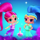 Nickelodeon to Launch New SHIMMER AND SHINE Preschool Content This Summer