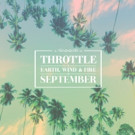 Throttle x Earth, Wind & Fire 'September' Out Now on Ultra Music