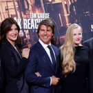 Photo Flash: Tom Cruise & More Attend JACK REACHER Berlin Premiere