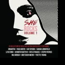 SHE ROCKS, Vol.1 Released on Steve Vai's Record Label