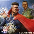 Marvel's DOCTOR STRANGE Conjures New Content for Gazillion's 'Marvel Heroes 2016'