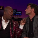 VIDEO: Tituss Burgess & John Stamos Perform 'Kiss the Girl' on LATE LATE SHOW