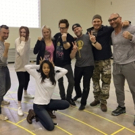 Photo Flash: First Rehearsal Shot for Marvel's GUARDIANS OF THE GALAXY VOL. 2