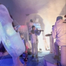 STAGE TUBE: Inside the Igloo of the Ice Orchestra