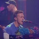VIDEO: Coldplay Performs New Song 'Up & Up'; Re-Writes LATE SHOW Theme Song
