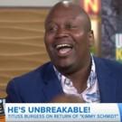 VIDEO: Tituss Burgess Talks KIMMY SCHMIDT; Promotes New 'Peeno Noir' Wine