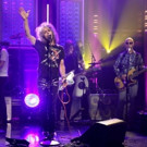 VIDEO: The Flaming Lips Perform 'Bad Days' on TONIGHT SHOW