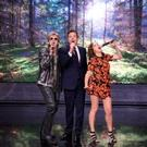 VIDEO: Molly Shannon & Denis Leary Sing Nonsense Karaoke on TONIGHT SHOW