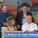 Cast of WILLY WONKA AND THE CHOCOLATE FACTORY Reunite on 'Today'