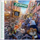 Walt Disney Records to Release ZOOTOPIA Soundtrack