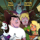 Paul Rudd, Patton Oswalt Lead Animated Comedy NERDLAND, In Theaters 12/6