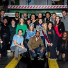 Photo Coverage: A Cappella Group Vocalosity Visits IN TRANSIT on Broadway!