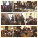 Photo Flash: History Has Its Eyes on the White House! Students Spend the Day with HAMILTON in D.C.