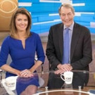 CBS THIS MORNING Posts Double Digit Percentage Gains in Key Demos Year-to-Year