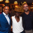 Photo Flash: Lupita Nyong'o & ECLIPSED Company Celebrate First Preview with TodayTix