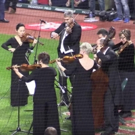 STAGE TUBE: Cleveland Orchestra Strings Play National Anthem at World Series