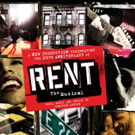 RENT Kicks Off 20th Anniversary UK Tour Today