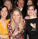 Photo Flash: OUR LADIES OF PERPETUAL SUCCOUR Opening Night Party Photos