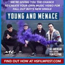 Fall Out Boy & Music Choice Team to Give Students Ultimate Chance to Create Music Video for Young and Menace