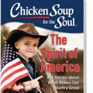 Amy Newmark Shares CHICKEN SOUP FOR THE SOUL: THE SPIRIT OF AMERICA
