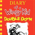 Jeff Kinney Releases Book 11 in 'Wimpy Kid' Series, DIARY OF A WIMPY KID: DOUBLE DOWN