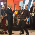 Chris Young Performs No. 1 Smash 'I'm Comin' Over' on NBC's TODAY