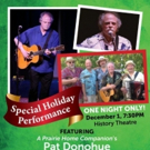 Special Holiday Performance Featuring Pat Donohue & the Prairie All-Stars