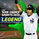 Five-Time World Series Champion Derek Jeter to Be Honored with the Legend Award at Nickelodeon's KIDS CHOICE SPORTS 2015