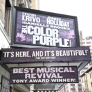 Up on the Marquee: Jennifer Holliday Joins THE COLOR PURPLE
