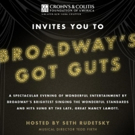Seth Rudetsky, Carolee Carmello, Megan Hilty, Norm Lewis and More Set for BROADWAY'S GOT GUTS to Benefit CCFA