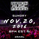 Ariana Grande, Shawn Mendes & More to Perform at 2016 AMERICAN MUSIC AWARDS on ABC
