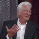 VIDEO: Colbert Digs Up Clip of Richard Gere Starring in GREASE