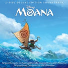 Disney's MOANA Soundtrack, Featuring Music by Lin-Manuel Miranda, Now Available for Pre-Order