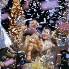 Laurie Hernandez & Val Chmerkovskiy Take Home DWTS' Mirrorball Trophy!
