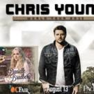 Chris Young & Danielle Bradbery Among Toyota Summer Concert Series at Pacific Amphitheatre Lineup