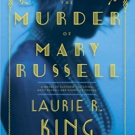 NY Times Best-selling Author Laurie R. King, Releases New Book in 'Mary Russell-Sherlock Holmes' Series