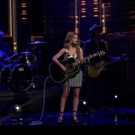 VIDEO: Country Music Star Maren Morris Performs 'My Church' on TONIGHT