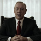 VIDEO: HOUSE OF CARDS' President Frank Underwood Has a Special Announcement