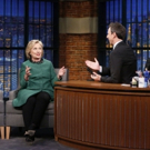 VIDEO: Hillary Clinton Talks Gun Control, Donald Trump & More on LATE NIGHT