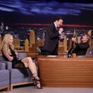 VIDEO: Keith Urban Surprises Jimmy Fallon & Nicole Kidman in Song on TONIGHT