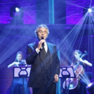 VIDEO: Andrea Bocelli Performs PHANTOM Classic 'Music of the Night' on LATE NIGHT