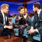 VIDEO: Harry Styles Begins His Week-Long Residency on LATE LATE SHOW