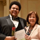 Tenor Joshua Blue Wins 2017 Lyndon Woodside Oratorio-Solo Competition