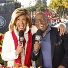 Al Roker & Hoda Kotb to Co-Host 128TH ROSE PARADE Live on NBC, 1/2