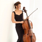 Cellist Inbal Segev to Perform TANGLE EYE Concerto, 5/7